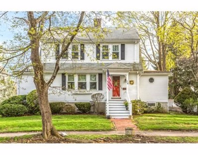 39 Lodge St, Milton, MA 02186 - MLS#: 72320181