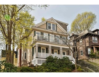 80 Aldrich St UNIT 3, Boston, MA 02131 - MLS#: 72320206
