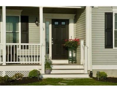 63 Magnolia Way, Bridgewater, MA 02324 - MLS#: 72320234