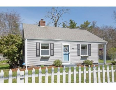 94 Winthrop St, Rehoboth, MA 02769 - MLS#: 72320249