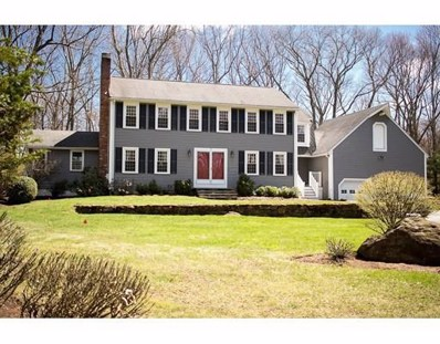 15 Deacon Benham Road, Stow, MA 01775 - MLS#: 72320347