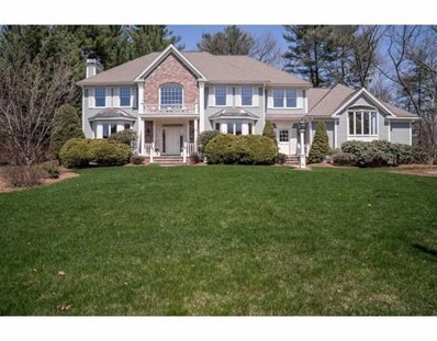 27 Buttonwood Drive, Andover, MA 01810 - MLS#: 72320363