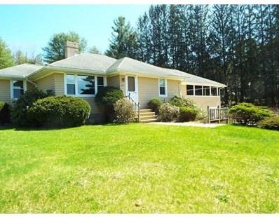 109 North Brookfield-Barre Rd, Barre, MA 01005 - MLS#: 72320370