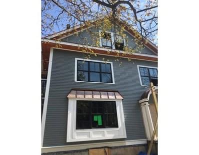 59 Auburn Street UNIT 2, Brookline, MA 02446 - MLS#: 72320433