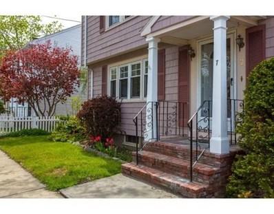 7 Glenham Street, Boston, MA 02132 - MLS#: 72320633