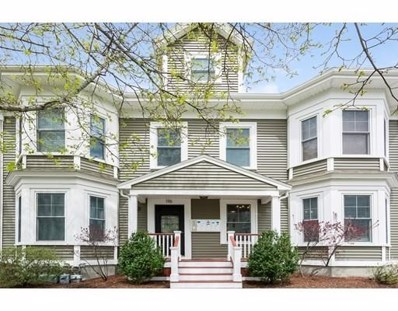 116 Chestnut St. UNIT 2, Waltham, MA 02453 - MLS#: 72320653