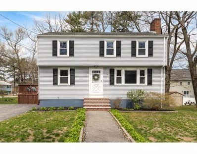 18 Marcus Road, Wilmington, MA 01887 - MLS#: 72321132