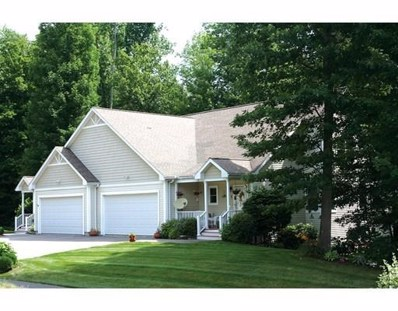 8 Whitman Bailey Drive UNIT 00, Auburn, MA 01501 - MLS#: 72321716