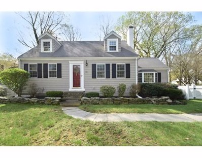 66 Crestwood Cir, Norwood, MA 02062 - MLS#: 72322167