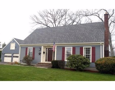 100 Rich Street, Chicopee, MA 01020 - MLS#: 72322303