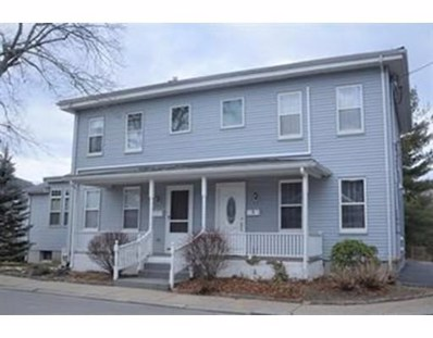 1 Keefe Ave UNIT 1, Newton, MA 02464 - MLS#: 72322441