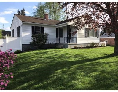19 Arnold Ave, Chicopee, MA 01013 - MLS#: 72322462