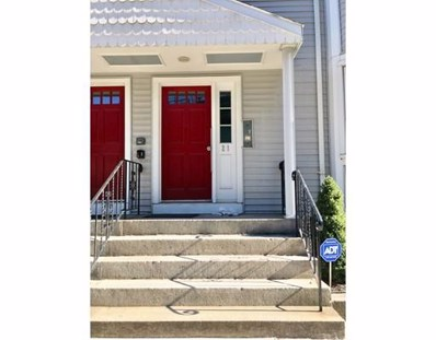21 Chestnut St UNIT 3, Chelsea, MA 02150 - MLS#: 72322869