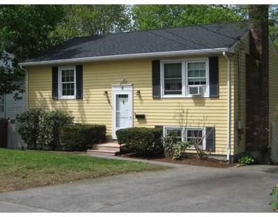 5 Wood Street, Hudson, MA 01749 - MLS#: 72322897
