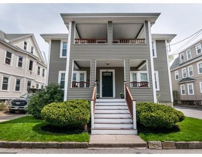 15 Banks St UNIT 4, Waltham, MA 02451 - MLS#: 72323113