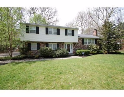 22 Indian Springs Way, Wellesley, MA 02481 - MLS#: 72323140