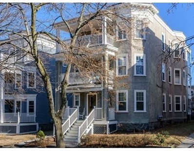 105 Browne St UNIT 1, Brookline, MA 02446 - MLS#: 72323150