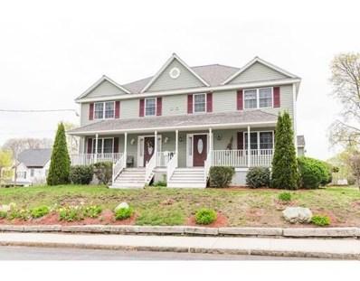 151 Princeton Blvd UNIT A, Lowell, MA 01851 - MLS#: 72323213
