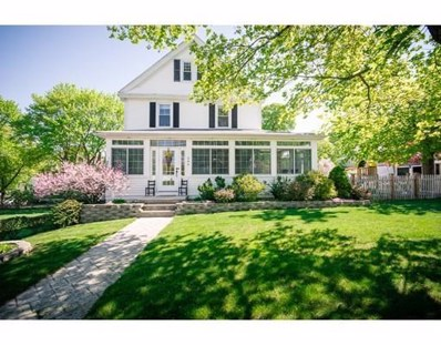 206 Common St, Walpole, MA 02081 - MLS#: 72323422