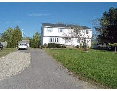 297 Whitman St UNIT 297, Bridgewater, MA 02324 - MLS#: 72323428