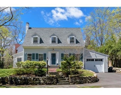 105 Carlton Road, Newton, MA 02468 - MLS#: 72323455