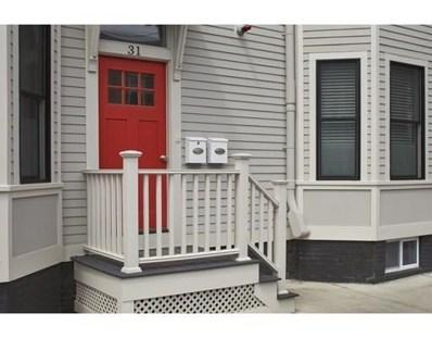 31 Fulkerson St UNIT 2, Cambridge, MA 02141 - MLS#: 72323486