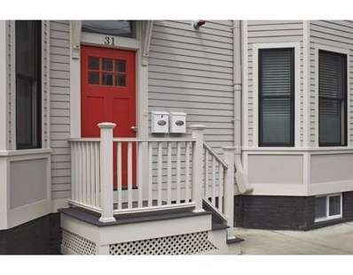 31 Fulkerson St UNIT 2, Cambridge, MA 02141 - MLS#: 72323486