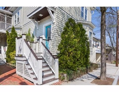 6 Standish Street UNIT 2, Cambridge, MA 02138 - MLS#: 72323622