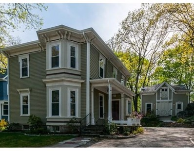 51 Hyde St, Newton, MA 02461 - MLS#: 72323673