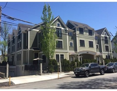 221 Beacon Street UNIT 2, Somerville, MA 02143 - MLS#: 72323734