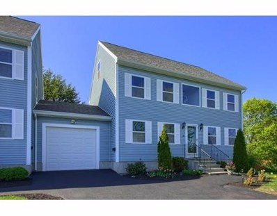 13 Cottage St UNIT 1, Wakefield, MA 01880 - MLS#: 72323929