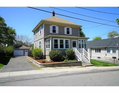 18 Gregg Street, Beverly, MA 01915 - MLS#: 72323979
