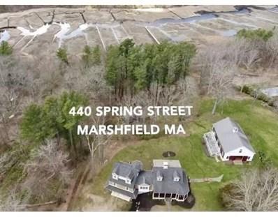 440 Spring Street, Marshfield, MA 02050 - MLS#: 72324035
