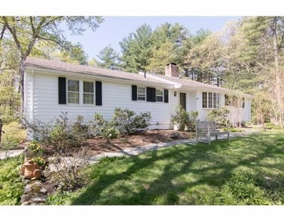 24 Great Rock Rd, Sherborn, MA 01770 - MLS#: 72324097