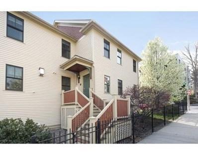 133 Lamartine St UNIT 133, Boston, MA 02130 - MLS#: 72324154
