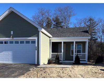 76 Tea Party Circle UNIT 531, Holden, MA 01520 - MLS#: 72324286