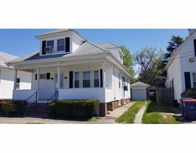 548 Kirby St, New Bedford, MA 02740 - MLS#: 72324307