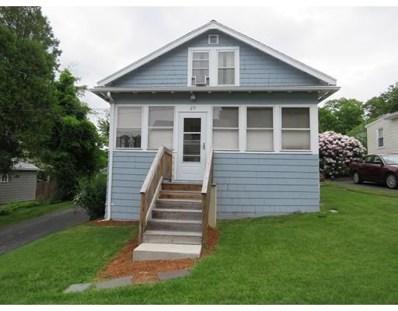 20 Kenwood Ave, Saugus, MA 01906 - MLS#: 72324401