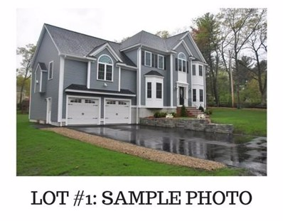 1 Veterans Way, Reading, MA 01867 - MLS#: 72324410