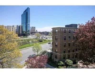 122 The Riverway UNIT 18, Boston, MA 02215 - MLS#: 72324449