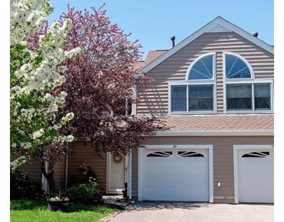 20 Merganser Way UNIT 20, Walpole, MA 02081 - MLS#: 72324465