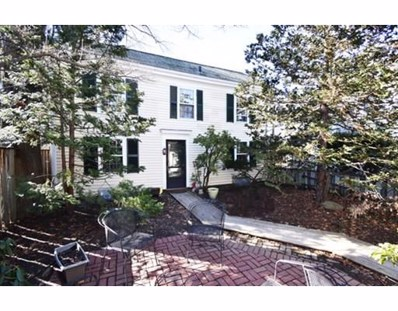 92 Foster Street UNIT 92, Cambridge, MA 02138 - MLS#: 72324800