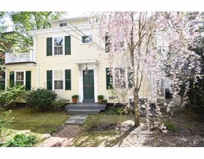 94 Foster Street UNIT 94, Cambridge, MA 02138 - MLS#: 72324810