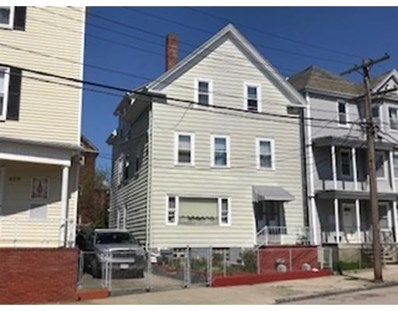 461 Bolton St, New Bedford, MA 02740 - MLS#: 72324863