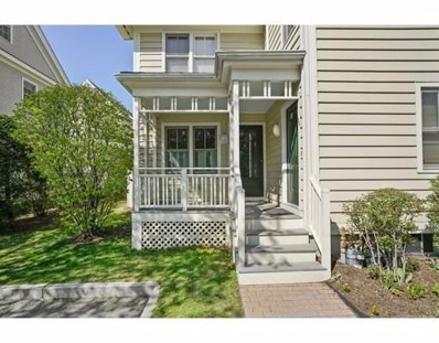34 Russell Place UNIT 34, Arlington, MA 02476 - MLS#: 72324916