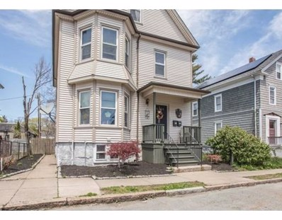 191 Arnold St, New Bedford, MA 02740 - MLS#: 72325136