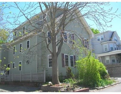 40 Winthrop St UNIT 3, Taunton, MA 02780 - MLS#: 72325404