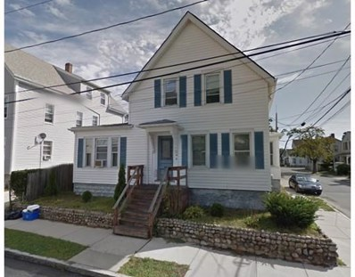 356 Reed St, New Bedford, MA 02740 - MLS#: 72325701