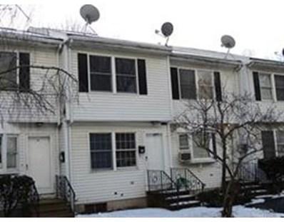 6 Mount Vernon St UNIT C, Worcester, MA 01605 - MLS#: 72325946