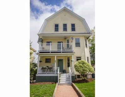 60 Montvale St UNIT 1, Boston, MA 02131 - MLS#: 72325953
